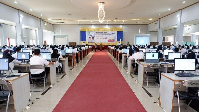 Peserta Seleksi CPNS Kota Cirebon Capai 2.102, 185 Orang Ikuti di Luar Wilayah, Dibuka 104 Formasi