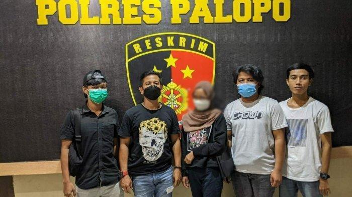 Janda Muda Jual Gadis ABG ke Pria Hidung Belang hingga 7 Kali di Palopo, Terancam 15 Tahun Penjara
