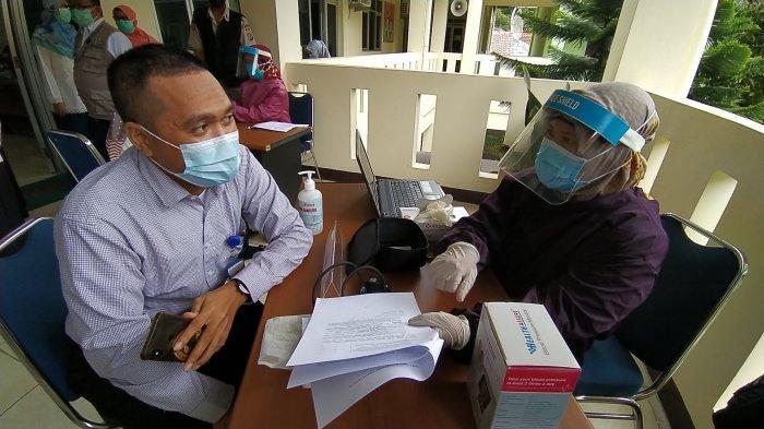 Kadinkes Kota Cirebon: Nakes Disuntik Vaksin Covid-19 Pekan Depan, Kami Siapkan Antisipasi Terburuk