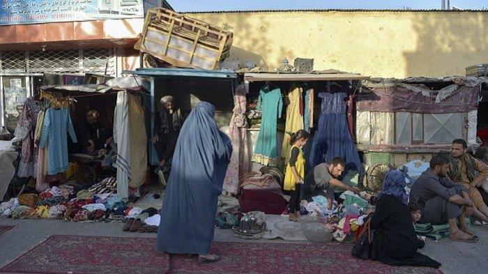 Kabul Menjadi Kota Zombie, Warga Ketakutan Semenjak Taliban Berkuasa, Wanita Tak Berani Keluar