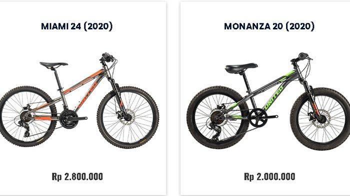Daftar Harga Sepeda Lipat Berkualitas di Bawah Rp 5 Juta: Element, Dahon Ion, United, Hingga Pacific