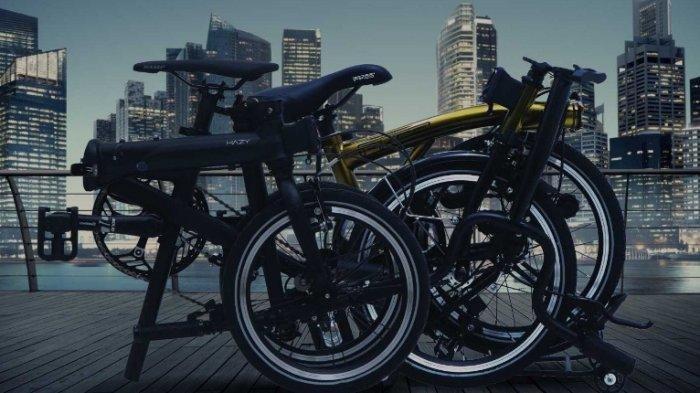 INI Harga Sepeda Lipat di Bulan Agustus 2020, Paling Murah Rp 1 Jutaan, Cek Selengkapnya di Sini