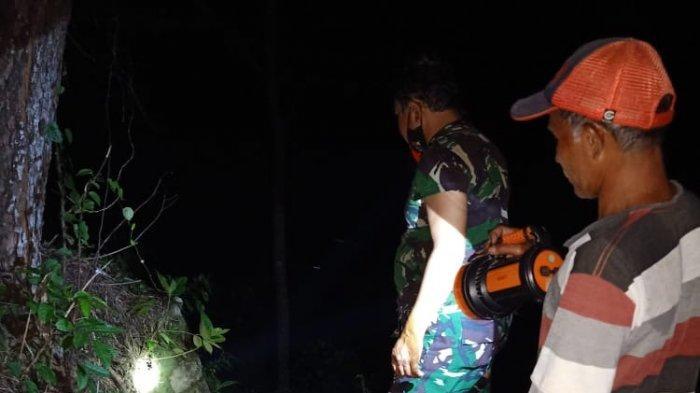 Sesosok Mayat Laki-Laki di Ciamis Ditemukan Mengenaskan dengan Leher Dijerat Kawat Besi