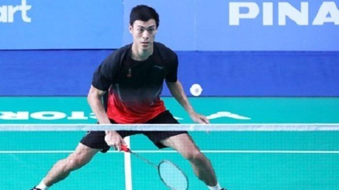 Kalahkan Wakil India, Shesar Hiren Rhustavito Melaju Ke Babak Kedua Indonesia Masters 2020