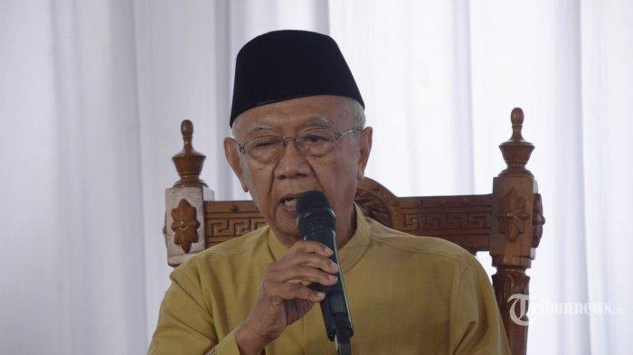 Gus Sholah, Adik Gus Dur Meninggal Dunia di Usia 77 Tahun karena Sakit Jantung