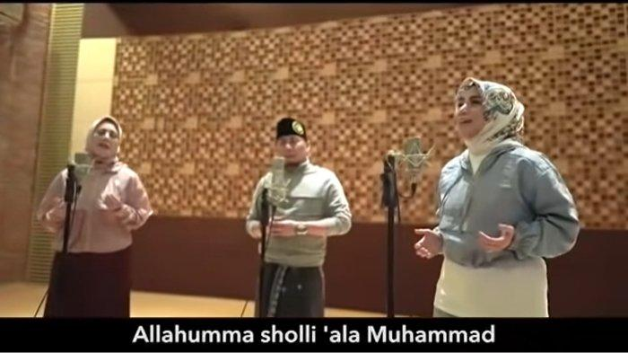 Lirik Lagu Sholawat Kang Ujang Busthomi Bareng Cici Paramida dan Siti KDI, Baru Dirilis 3 Hari Lalu