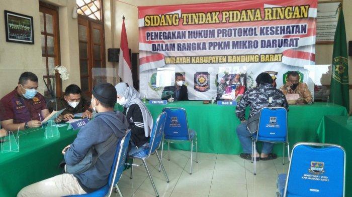 Kisah Pemilik Rumah Makan di Bandung Barat Kena Denda Rp 800 Ribu, Uang Itu Untuk Bantu Anak Yatim