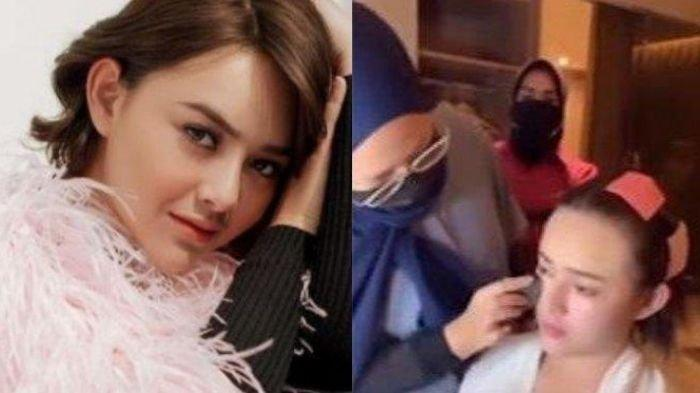 Amanda Manopo Menunjukkan Sikap Aslinya yang Membuat Make Up Artist Syok Saat Didandani