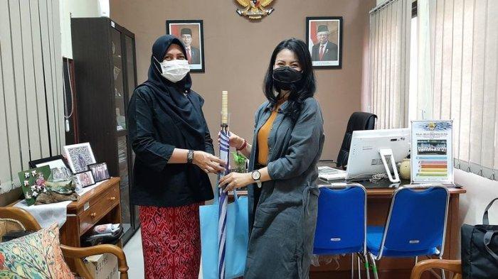 Manajemen Tribun Jabar dan TribunCirebon.com Silaturahmi ke Diskominfo Kabupaten Cirebon