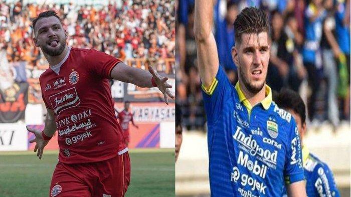 Persija Jakarta Temukan Ritme Positif Bareng Edson Tavares, Persib Bandung Malah Mulai Gagal Menang