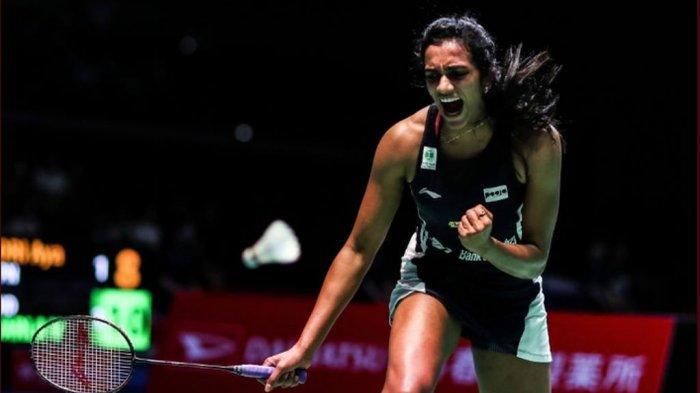 Pusarla Sindhu Juara Tunggal Putri di Kejuraan Dunia 2019, Catatkan Sejarah untuk India