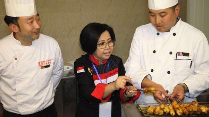 INI Sosok Sisca Soewitomo, Legenda Dunia Kuliner Indonesia, yang Putuskan Gantung Panci Lewat IG