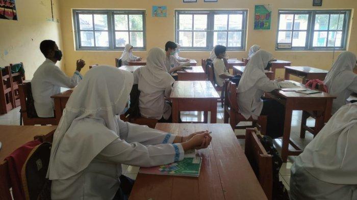 Empat Daerah di Jawa Barat Ini Sudah Bisa Sekolah Tatap Muka karena Sudah Memasuki Status Level 2