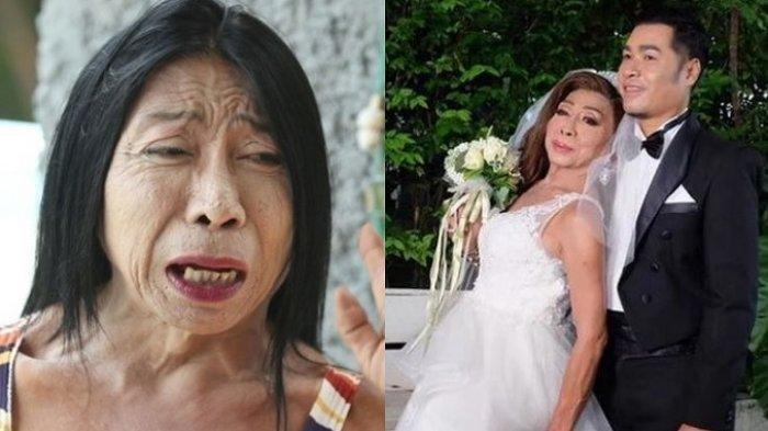 Padahal Operasi Plastiknya Gagal, Wajah Jadi Peyot, tapu Nenek Transgender Ini Digilai Pria Tampan