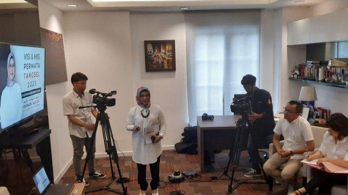 Ikuti Jejak Anak Presiden Jokowi, Putri Wapres Ma'ruf Amin Ikut Penjaringan Calon Wali Kota Tangsel