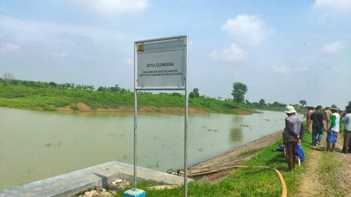 Situ Cijingga Mengalami Pendangkalan, Tak Mampu Tampung Air Hujan, Jadi Penyebab Banjir di Mekarjaya