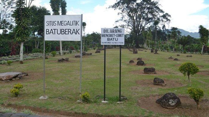 Situs Batu Berak, Wisata Alam Andalan di Lampung, Masuk Materi Belajar dari Rumah di TVRI Jumat