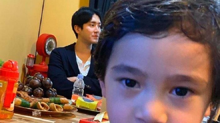 VIDEO Siwon Super Junior Mampir ke Kantor Raffi Ahmad, Nagita Sajikan Sate, Serabi & Tahu Goreng