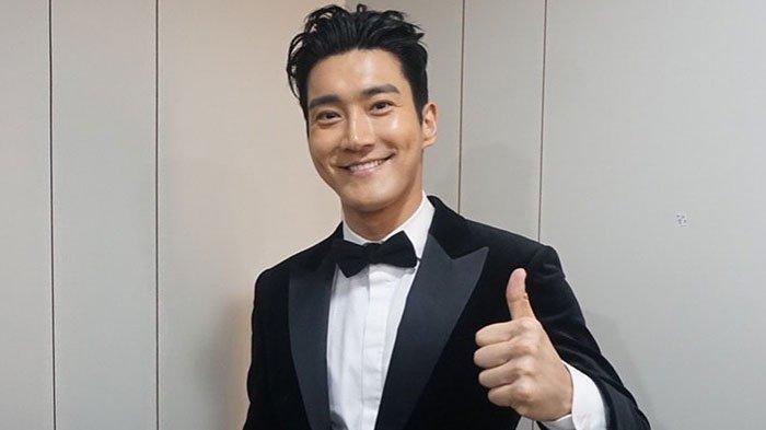 Super Junior Konser di Indonesia, Siwon Perkenalkan Nama Baru 'Mas Agung' Trending di Twitter