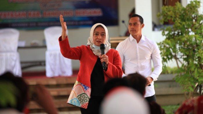 Soal Pembentukan Kabupaten Bandung Timur Yena Ma'soem: Inisiatornya Bapak Saya, Akan Saya Lanjutkan