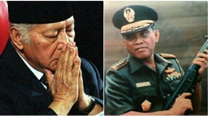 Ucapan Terakhir yang Keluar dari Mulut Soeharto Sebelum Benny Moerdani Meninggal, Pakai Bahasa Jawa