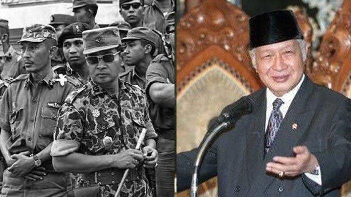 Keuletan Soeharto Hadapi KKB Papua, Temui Bos Pemberontak, Taklukkan 14 Ribu Pasukan Kembali ke NKRI