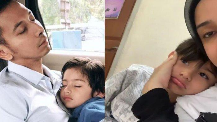King Faaz Diejek 'Ikan Asin' di Sekolah, Kini King Faaz Dikabarkan Sakit, Wajahnya Pucat & Lesu