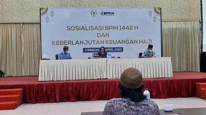 Saldo Dana Naik Haji 2020 Capai Rp 144,78 Triliun, Kepala BPKH: Saya Pastikan Aman