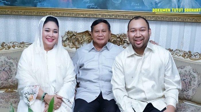 Tak Banyak yang Tahu Sosok Didit Prabowo Seorang Desainer Anak Menhan Prabowo dan Titiek Soeharto