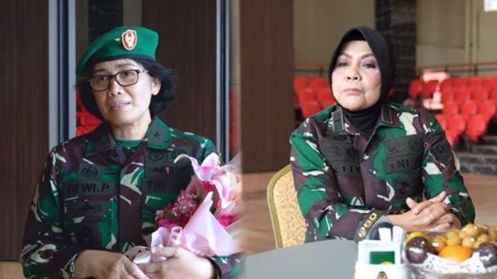 INI Dua Jenderal Wanita yang Jadi Petinggi TNI, Menjadi Kepercayaan KSAD Jenderal Andika Perkasa