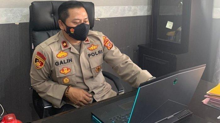 SOSOK Kompol Galih Wardani, Tangkap Teroris Pemilik 35 kg Bom Mother of Satan Saat Kunjungan Jokowi