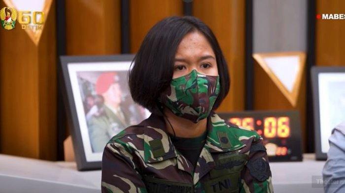 Lettu Hesti Prajurit TNI AD Wanita Ini Alami Gangguan Jiwa Ringan Ini yang Dilakukan Jenderal Andika