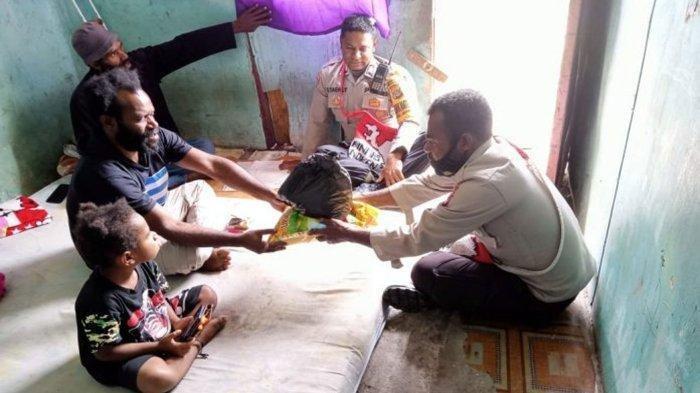 SOSOK Yusen Tabuni Komandan KKB Papua Balik Pilih Jaga Keamanan NKRI Demi Bantu TNI-Polri