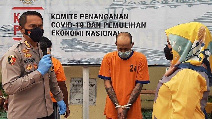 Maling Motor di Cirebon Gunakan Kendaraan Pelat Merah untuk Mengelabui Korban