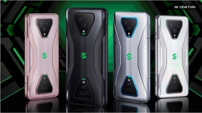 Spesifikasi Black Shark 3, Ponsel Gaming Teranyar Dibekali Chipset Snapdragon 865
