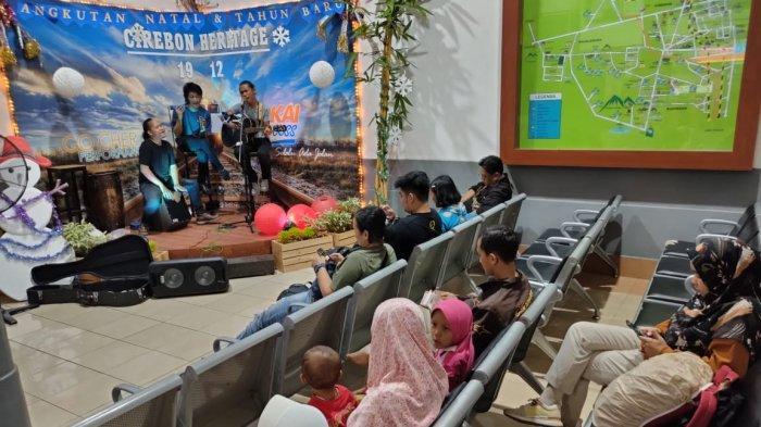 Antisipasi Terjebak Kemacetan Saat Libur Natal, PT KAI Daop 3 Cirebon Beri Imbauan Begini