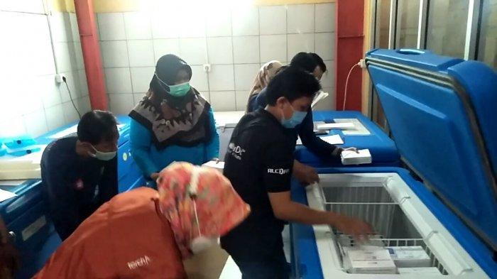 Aduh Stok Vaksin Covid-19 Menipis, Vaksinasi di Kota Sukabumi Dihentikan Sementara