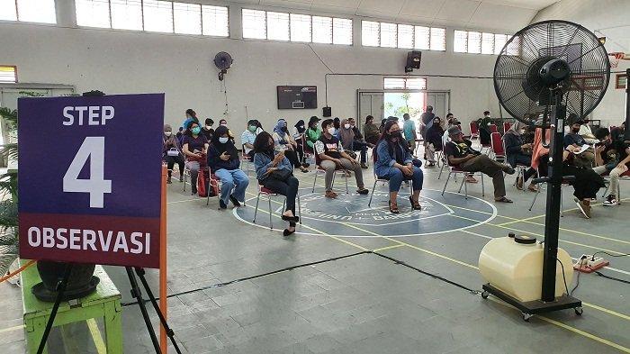 Jadwal Vaksinasi Covid-19 di Kota Cirebon Hari Ini Senin 30 Agustus 2021