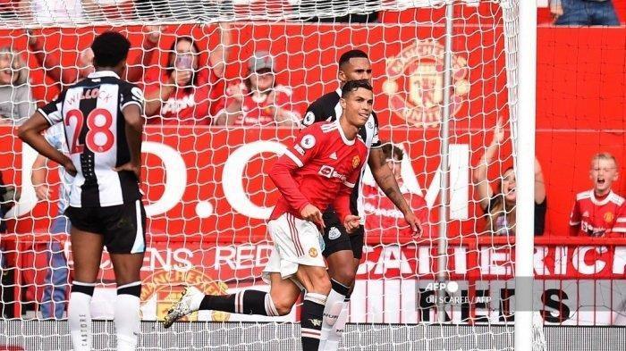 Gacor Banget 'Goat' Cristiano Ronaldo, Debut Sempurna Bersama Manchester United, CR7 Cetak Brace