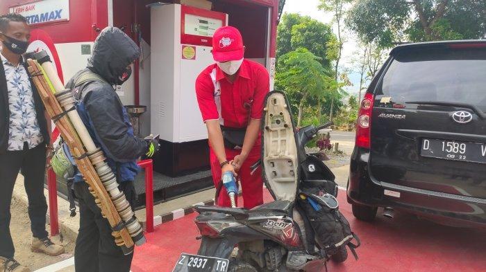 Pertashop Jual BBM Sama dengan Harga di SPBU, Tingkatkan Penghasilan BumDes Dayeuhwangi Majalengka