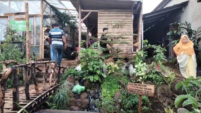 Lagi Hits, Saung Kopi Hawwu Tempat Kuliner Kuningan Dengan Konsep Budaya Sunda, Harga Terjangkau