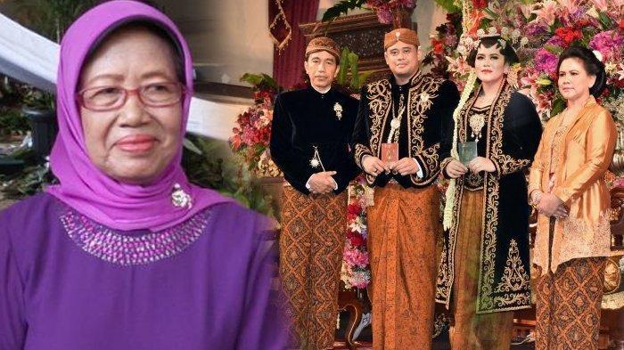 SOSOK Sudjiatmi Notomiharjo, Ibu Presiden Jokowi yang Wafat, Terkenal Sederhana dan Pekerja Keras