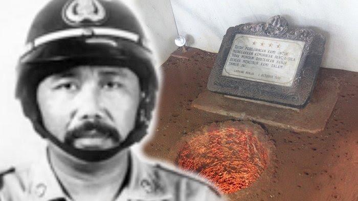 KESAKSIAN Sukitman pada Peristiwa G30S PKI: Mayat Para Jenderal di Lubang Buaya Ditutup Daun Pisang