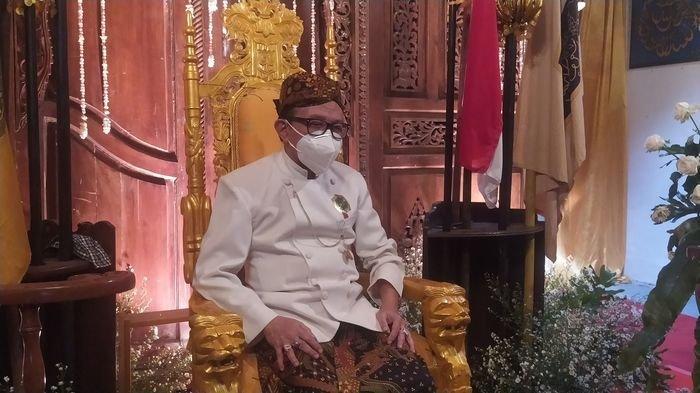 INI yang Akan Dilakukan Raharjo Djali Seusai Dinobatkan Sebagai Sultan Keraton Kasepuhan Cirebon