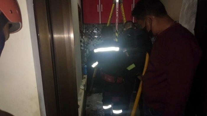 BREAKING NEWS: Seorang Pria Ditemukan Tewas di Dalam Sumur Milik Kabag Ops Polres Kuningan