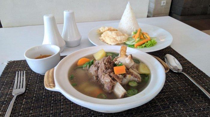 Mau Makan Siang di Mana? Buat yang Lagi di Cirebon, Mampir ke Hotel Santika, Ada Menu Baru Lho
