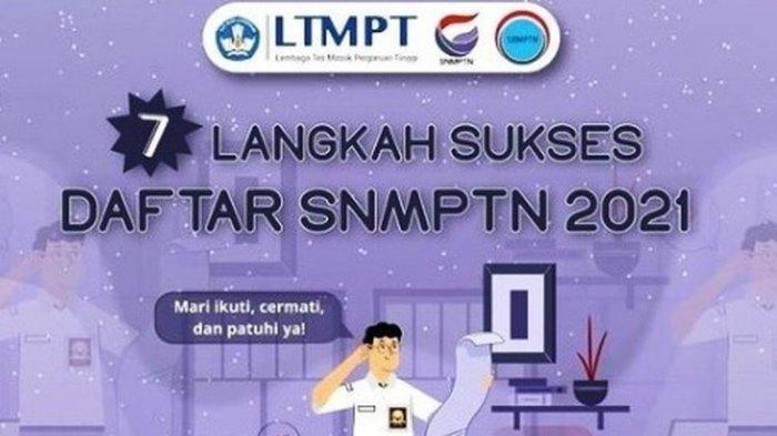 Dua Hari Lagi Pengumuman SNMPTN 2021, Cek Link LTMPT dan Universitas yang Dituju
