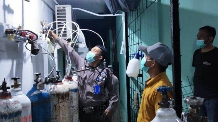 Stok Oksigen Menipis, RSUD Lembang Terpaksa Hanya Terima Pasien Covid-19 Bergejala Sedang