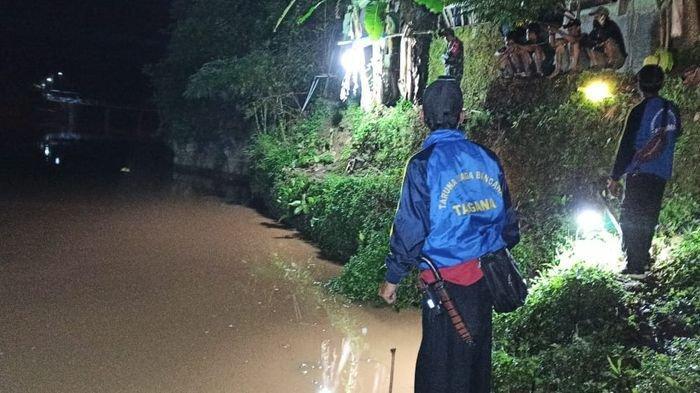 Seorang Bocah Hilang Diduga Jatuh ke Sungai di Pangandaran, Mulanya Izin Mau Mancing ke Ibunya