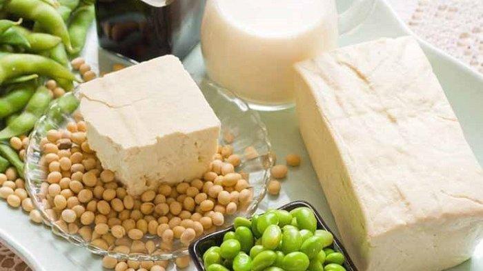 Cara Cepat Menurunkan Kolesterol Tinggi dengan Santan Kedelai, Begini Cara Membuatnya